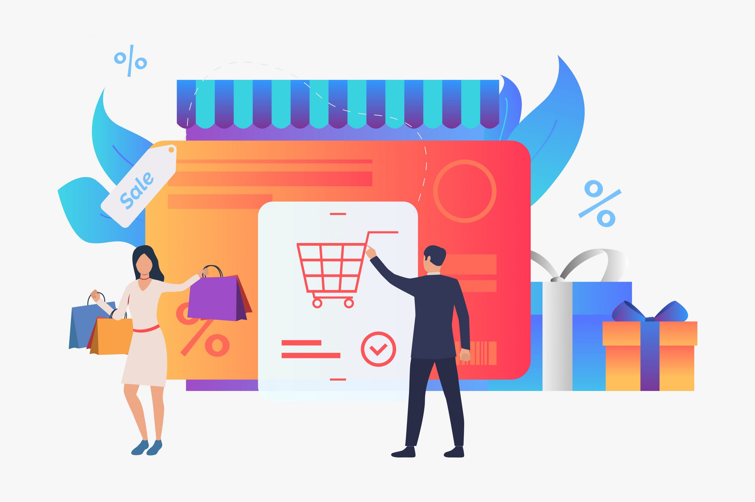 Ecommerce Product Services